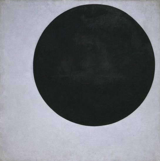 Circulo negro Malevitch