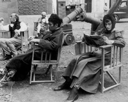 Guerra y Paz Audrey Hepburn Henry Fonda