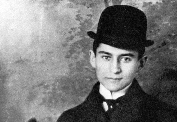 Franz Kafka fotografia