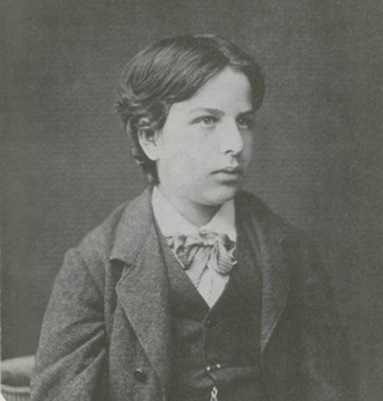 Marcel Schwob adolescente