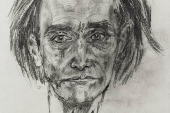 autorretrato Antonin Artaud
