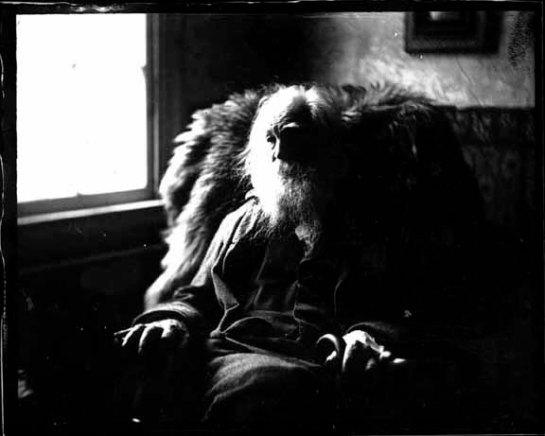 Walt Whitman Thomas Eakins