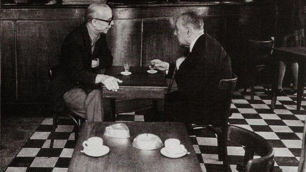 Borges y Sábato