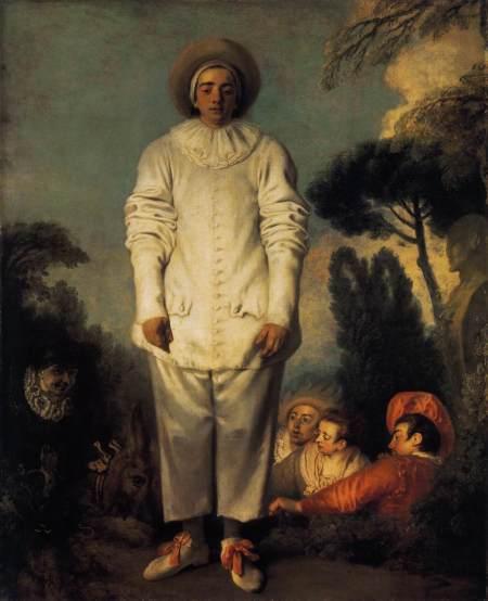 Pierrot Watteau