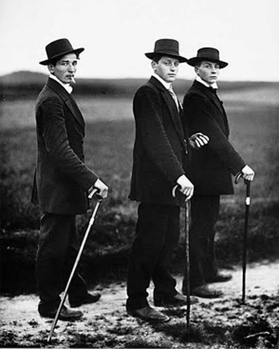 Westerwald jóvenes campesinos