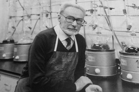 Primo Levi químico