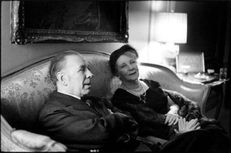 Borges y su madre