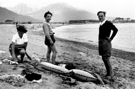 Robert Antelme y Marguerite Duras