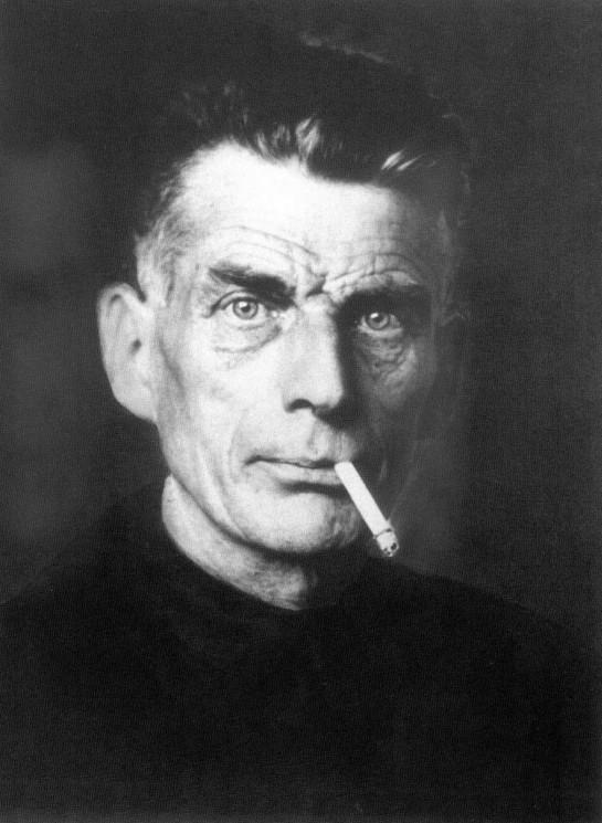 Samuel Beckett - Lufti Özkök