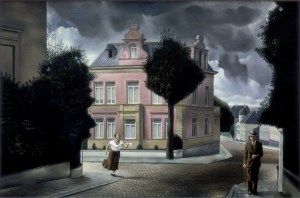 Carel Willink. Malas noticias.