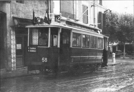 Foto de tranvía