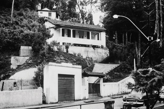 Casa de Stefan Zweig en Petrópolis - Brasil