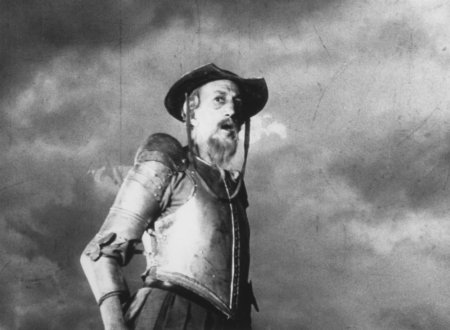 Don Quijote de Orson Welles, 1957