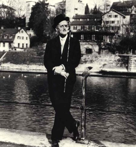James Joyce en Zurich