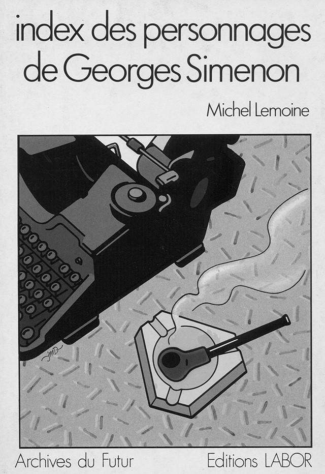 Indice personajes Simenon
