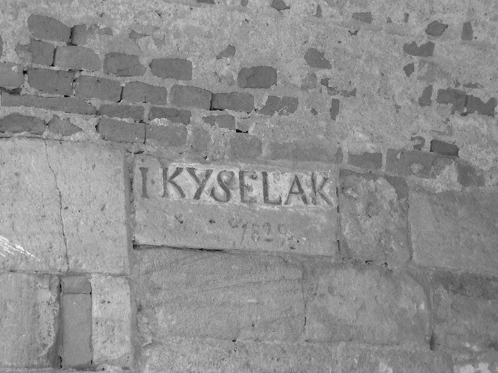 Grafiti de Joseph Kyselak
