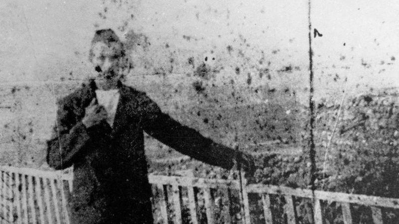 Arthur Rimbaud en 1883