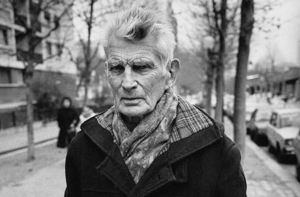 Samuel-Beckett en 1985